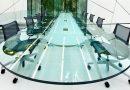 Mobilier din sticla care te proiecteaza in lumea viitorului