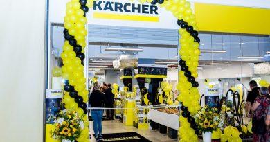 Kärcher a deschis un nou magazin, în centrul commercial ParkLake
