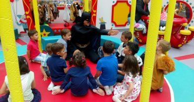 O nouă locație Gymboland și circuit de petreceri de Ziua Copilului